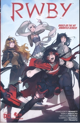 Picture of RWBY TP