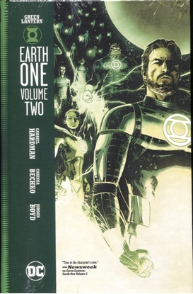 Picture of GREEN LANTERN EARTH ONE VOL 02 HC