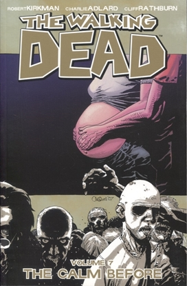 Picture of WALKING DEAD TP VOL 7 THE CALM BEFORE (NEW PTG)