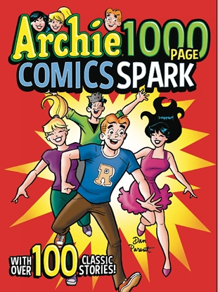 Picture of ARCHIE 1000 PAGE COMICS SPARK TPB