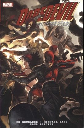 Picture of DAREDEVIL BY BRUBAKER AND LARK ULT COLL TP BOOK 02