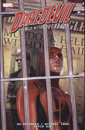 Picture of DAREDEVIL BY BRUBAKER AND LARK ULT COLL TP BOOK 01