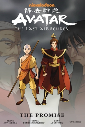 Picture of AVATAR LAST AIRBENDER OMNIBUS TP THE PROMISE