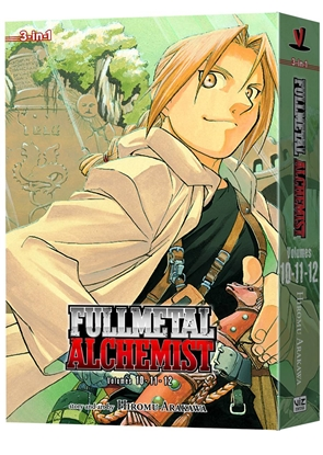 Picture of FULLMETAL ALCHEMIST 3IN1 TPB VOL 4