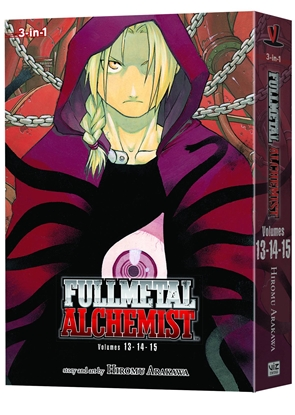 Picture of FULLMETAL ALCHEMIST 3IN1 TP VOL 5