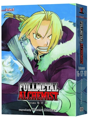 Picture of FULLMETAL ALCHEMIST 3IN1 TP VOL 6