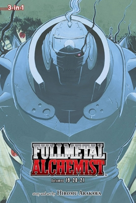 Picture of FULLMETAL ALCHEMIST 3IN1 TP VOL 7