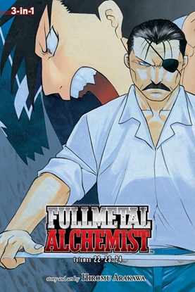 Picture of FULLMETAL ALCHEMIST 3IN1 TP VOL 8