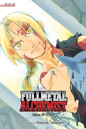 Picture of FULLMETAL ALCHEMIST 3IN1 TP VOL 9