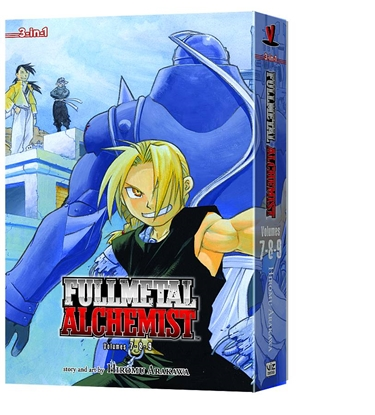 Picture of FULLMETAL ALCHEMIST 3IN1 TP VOL 3