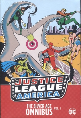 Picture of JUSTICE LEAGUE OF AMERICA SILVER AGE OMNIBUS HC VOL 01 NEW EDITION
