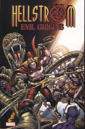 Picture of HELLSTROM TPB EVIL ORIGINS