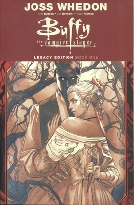 Picture of BUFFY VAMPIRE SLAYER LEGACY EDITION TPB VOL 1