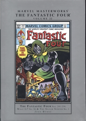 Picture of MARVEL MASTERWORKS FANTASTIC FOUR HC VOL 22