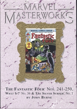 Picture of MARVEL MASTERWORKS FANTASTIC FOUR HC VOL 22 DM VARIANT EDITION 292