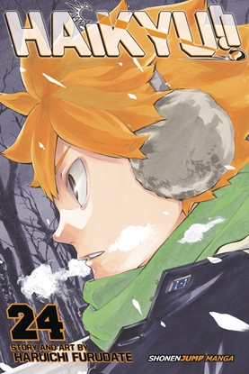 Picture of HAIKYU GN VOL 24