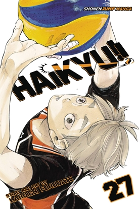 Picture of HAIKYU GN VOL 27