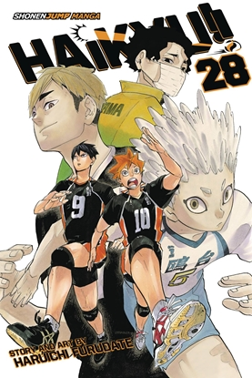 Picture of HAIKYU GN VOL 28