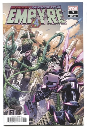 Picture of EMPYRE (2020) #5 1 PER STORE VARIANT COVER NM