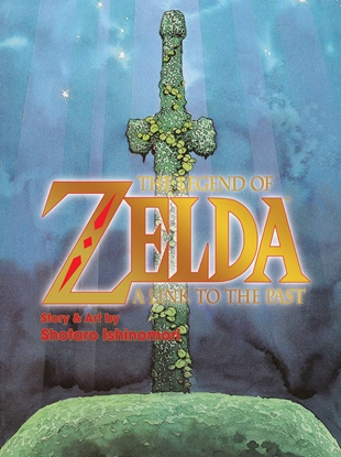 Picture of LEGEND OF ZELDA LINK TO THE PAST GN