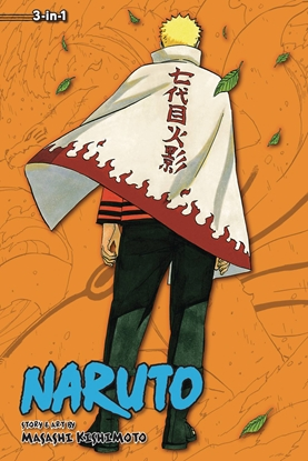 Picture of NARUTO 3IN1 TP VOL 24