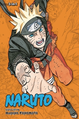 Picture of NARUTO 3IN1 TP VOL 23