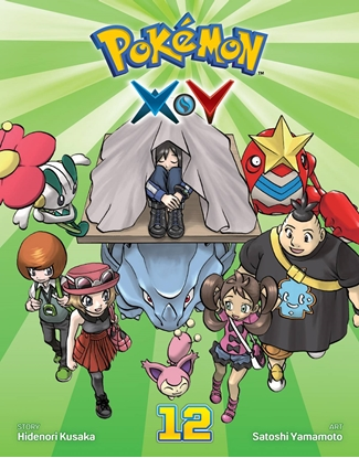 Picture of POKEMON XY GN VOL 12