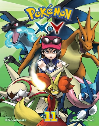 Picture of POKEMON XY GN VOL 11