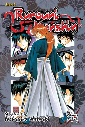 Picture of RUROUNI KENSHIN 3 IN 1 TP VOL 3