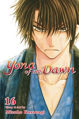 Picture of YONA OF THE DAWN GN VOL 16