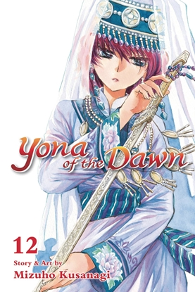 Picture of YONA OF THE DAWN GN VOL 12