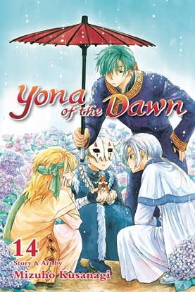 Picture of YONA OF THE DAWN GN VOL 14