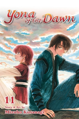 Picture of YONA OF THE DAWN GN VOL 11