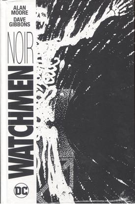 Picture of WATCHMEN NOIR HC
