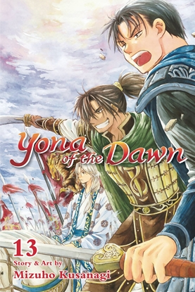 Picture of YONA OF THE DAWN GN VOL 13