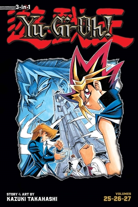 Picture of YU GI OH 3IN1 TP VOL 9