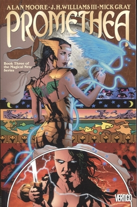 Picture of PROMETHEA TP BOOK 03