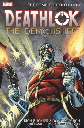 Picture of DEATHLOK DEMOLISHER TP COMPLETE COLLECTION