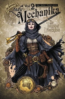 Picture of LADY MECHANIKA TP VOL 2 TABLET OF DESTINIES