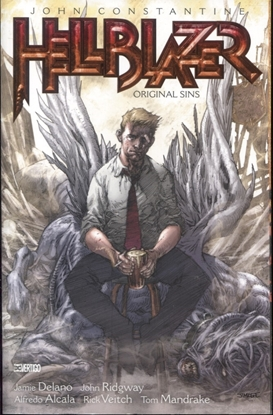 Picture of HELLBLAZER TP VOL 01 ORIGINAL SINS NEW ED