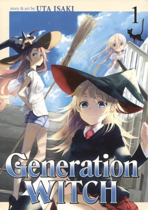 Picture of GENERATION WITCH GN VOL 01