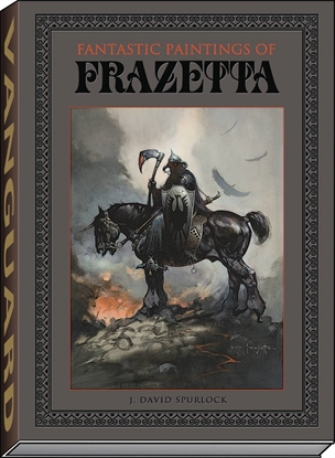 Picture of FANTASTIC PAINTINGS OF FRAZETTA DLX SLIPCASED ED