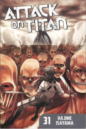 Picture of ATTACK ON TITAN GN VOL 31 (MR) (C: 1-1-0)