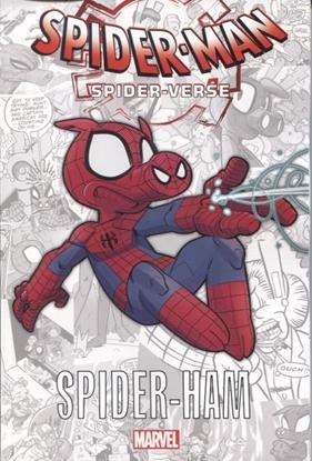 Picture of SPIDER-MAN SPIDER-VERSE GN TP SPIDER-HAM