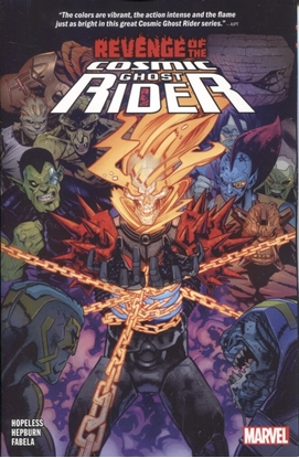 Picture of REVENGE OF COSMIC GHOST RIDER TP