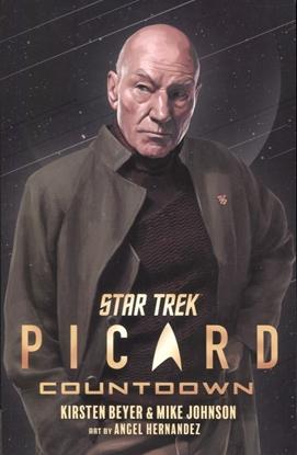 Picture of STAR TREK PICARD COUNTDOWN TP VOL 1