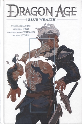 Picture of DRAGON AGE BLUE WRAITH HC (RES) (C: 0-1-2)