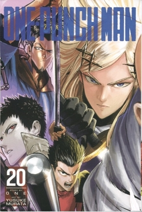 Picture of ONE PUNCH MAN GN VOL 20 (C: 1-1-2)