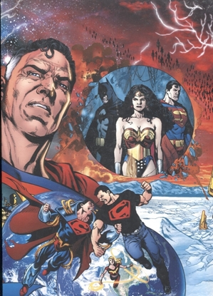 Picture of ABSOLUTE INFINITE CRISIS HC