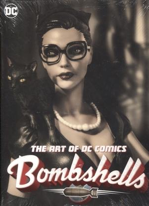 Picture of ART OF DC COMICS BOMBSHELLS HC
